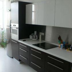 Кухня из шпона 2