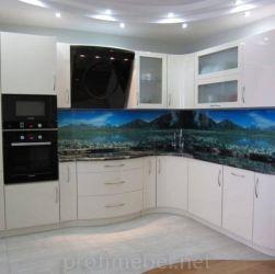 Кухня МДФ Крашенный 26
