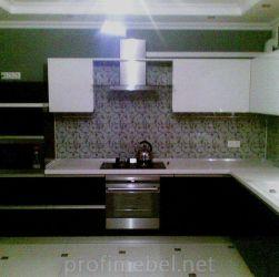 Кухня из шпона 10