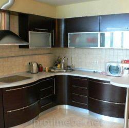 Кухня из шпона 7