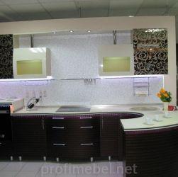 Кухня из шпона 8