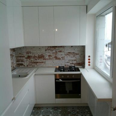 Кухня на заказ в Киеве (угловая 2600*1800мм) - Profimebel.com.ua